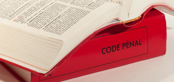 loi code pénal