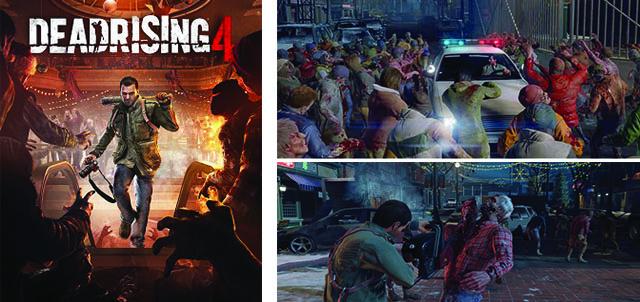 jeu Dead rising 4
