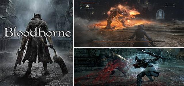 jeu Bloodborne