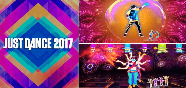 jeu just dance 2017