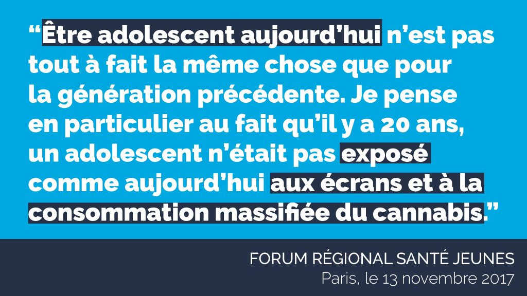 Forum Régional pour la santé des jeunes en Ile-de-France