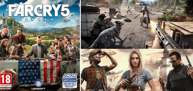 Test du jeu Far Cry 5