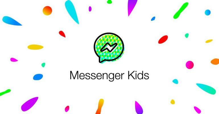 Facebook lance Messenger Kids aux USA