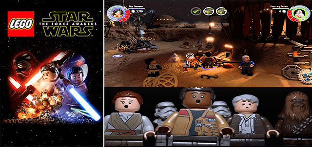 jeu video star wars the force awakens