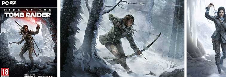 jeu Rise of Tomb Raider