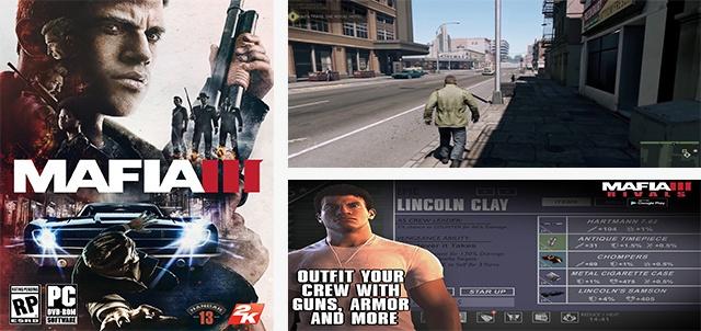 jeu Mafia III
