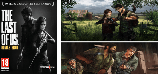 jeu the last of us