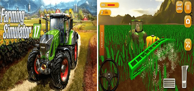 jeu farming simulator 17
