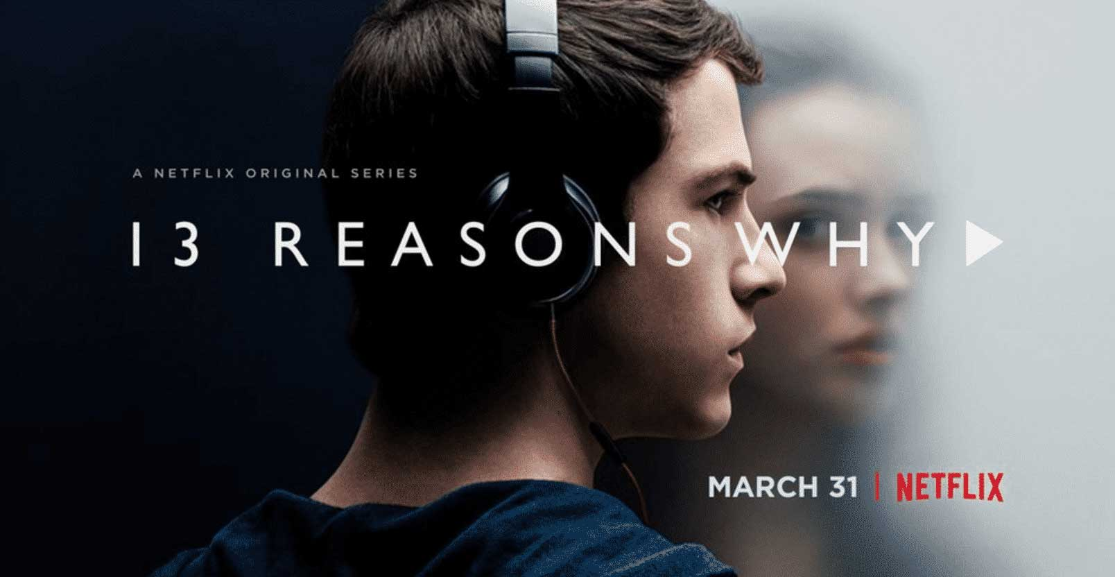 13 reasons why cyberharcèlement