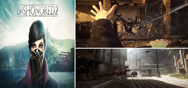 jeu Dishonored 2