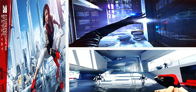 jeu mirror's Edge Catalyst