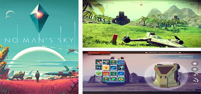 jeu no man's sky