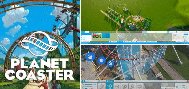 jeu Planet coaster