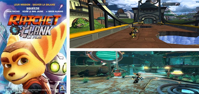 jeu Ratchet et Clank