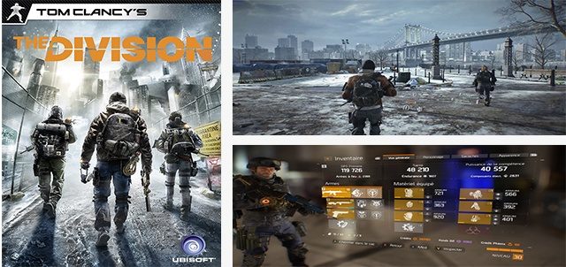 jeu The Division