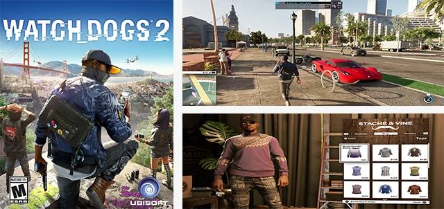 jeu Watch Dogs 2