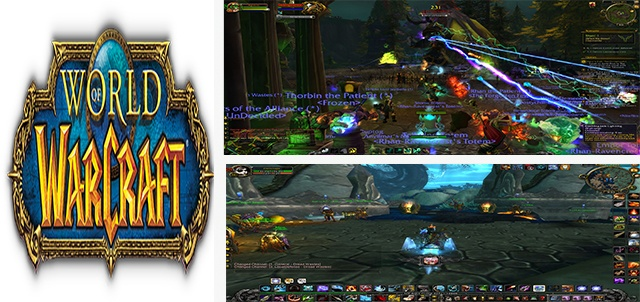 jeu world of warcraft