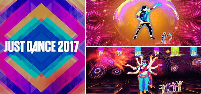 jeu just dance 2017