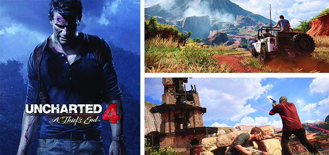 jeu uncharted 4