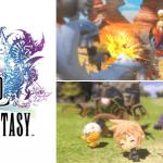 Test du jeu World of Final Fantasy
