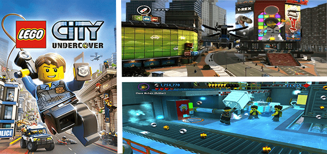 Jeu Lego City Undercover