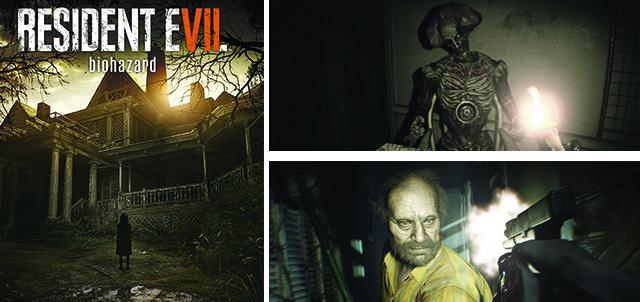 jeu resident evil biohazard