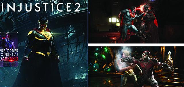 Jeux Injustice 2