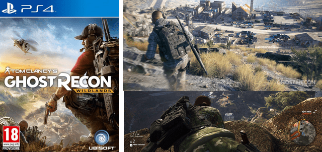 Test du jeu Tom Clancy's Ghost Recon Wildlands