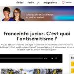 Bien s'informer quand on est un enfant avec France Info Junior
