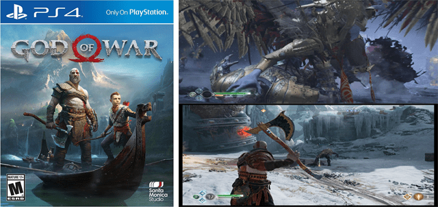 TEST DU JEU GOD OF WAR