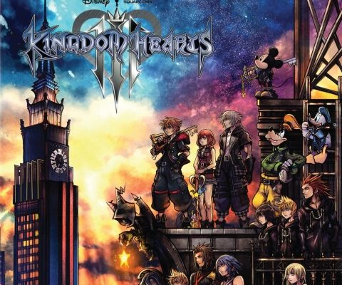 Test du jeu Kingdom Hearts III