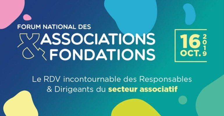 L'association e-Enfance présente à la 14ème édition du Forum National des Associations et Fondations 2019