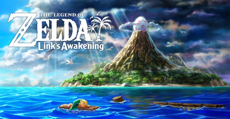 Test du jeu The Legend of Zelda : Link's Awakening