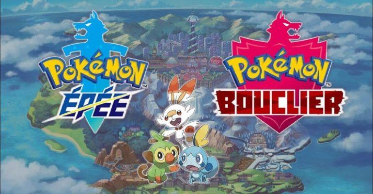 Test du jeu Pokemon Épée / Bouclier