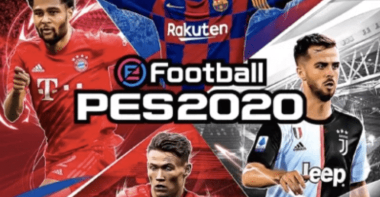 Test du jeu eFootball PES 2020