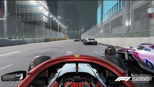 Test du jeu F1 2019