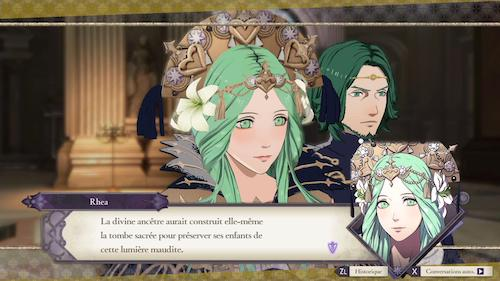 Test du jeu Fire Emblem : Three Houses