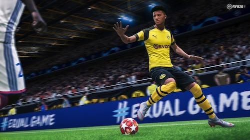 Test du jeu FIFA 20