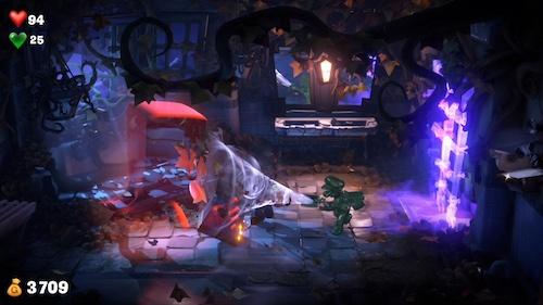 Test du jeu Luigi's Mansion 3