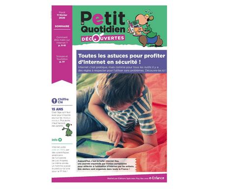 Retour sur le Safer Internet Day 2020 - l'éducation au numérique de l'école à la maison