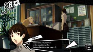 Test de jeu - Persona 5 Royal