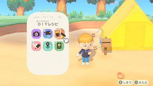 Test de jeu - Animal Crossing