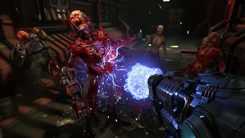 Test de jeu Doom Eternal