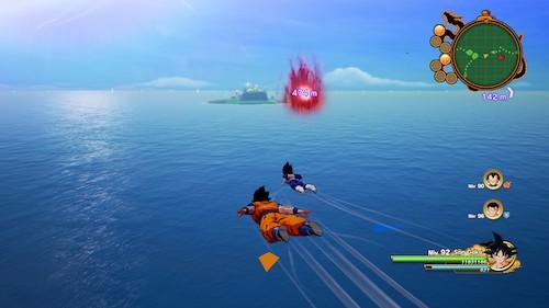 Test du jeu Dragon Ball Z Kakarot
