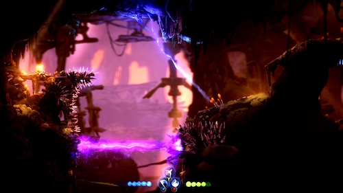 Test du jeu Ori and the Will of Wisps