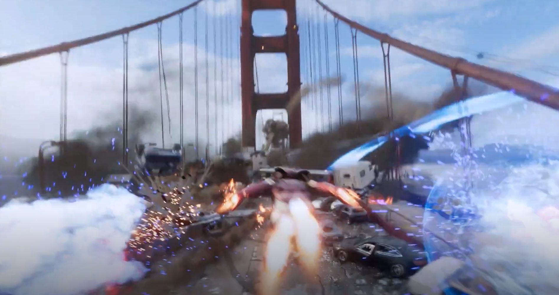 Test de jeu - Marvel's Avengers