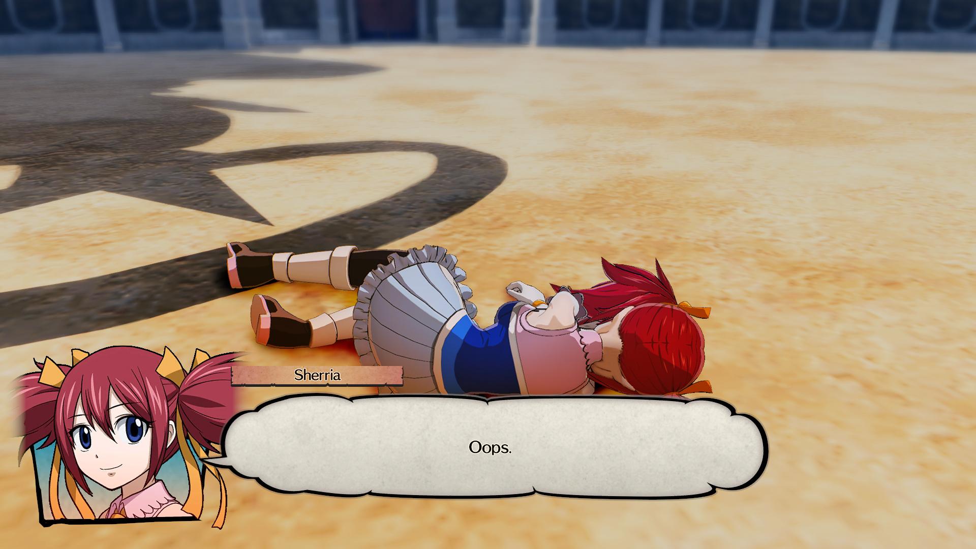 Test de jeu - Fairy Tail