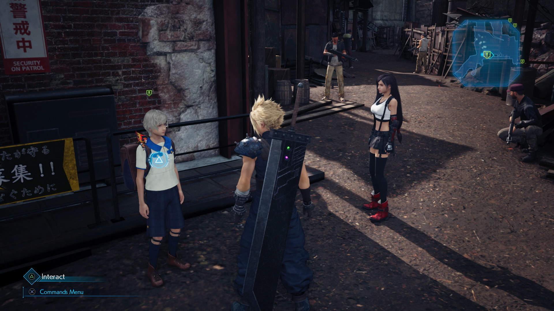 Test de jeu - Final Fantasy VII Remake