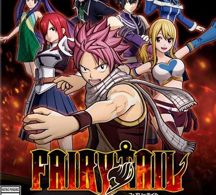 Test de jeu - Fairy Tail