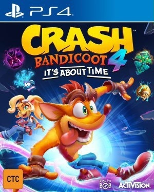 Test de jeu - Crash Bandicoot 4 : It's About Time